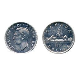 1951. Arnprior.  ICCS Mint State-63.  Brilliant.