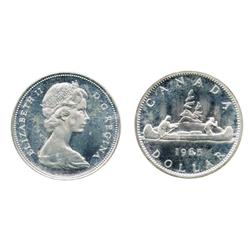 1965. Type Three.  'Cameo'.  ICCS Proof-Like-65.
