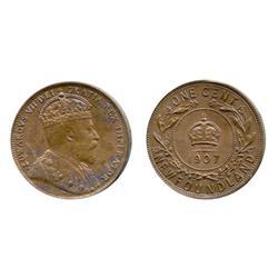 1907.  ICCS Mint State-60.