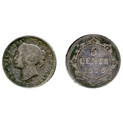 1876-H.  ICCS Very Fine-20.