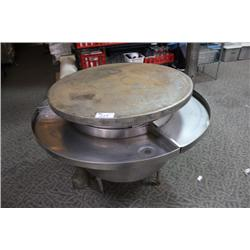 LARGE STAINLESS STEEL GAS TURKISH GRILL