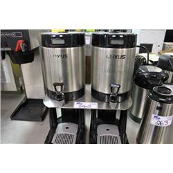 LUXUS DOUBLE INSULATED COFFEE DISPENSOR