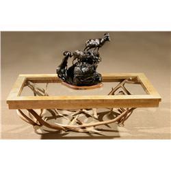 Elk Horn Coffee Table