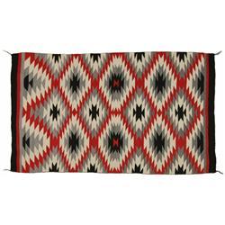 Navajo Weaving, 1950-60s, 75 x 45