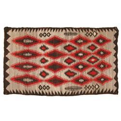 Navajo Weaving, 1920s, 98 x 60
