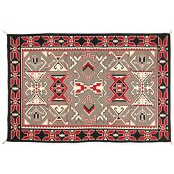 Navajo Teec Nos Pos Weaving, 1960s, 104 x 69