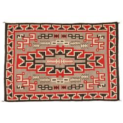Navajo Klagetoh Weaving, 1930, 102 x 71