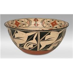 Zuni Dough Bowl, circa 1930s