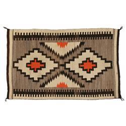 Navajo Weaving, 84 x 52, circa 1900