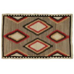 Navajo Weaving, 81 x 52, circa 1930