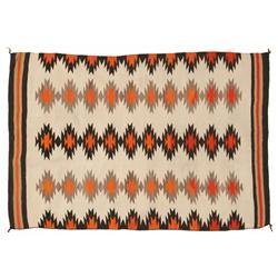 Navajo Weaving, 64 x 44, circa 1930