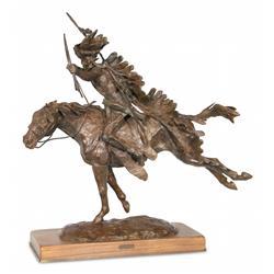 Harry Jackson, bronze