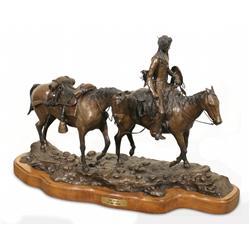 John Harper, bronze