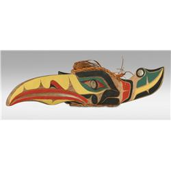 Andy Bruce, Northwest Coast Bird Carving