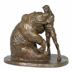 Robert M. Scriver, bronze