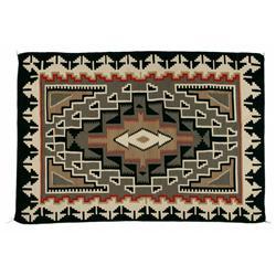 Navajo Weaving, 72 x 50, 1950s