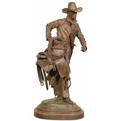 Bill Nebeker, bronze