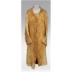Mountain Man's Leather Coat, once owned by Kit Carson