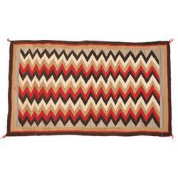 Navajo Weaving, 67 x 40, circa 1930