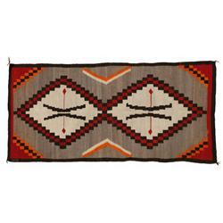 Navajo Weaving, 66 x 32, circa 1915