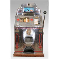 Jennings Export Chief 10 Cent Slot Machine, circa 1940s