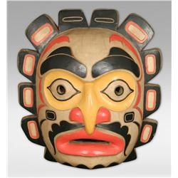 Northwest Coast Mask, late 20th century