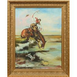 Western Folk Painting