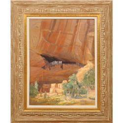 Sherry Blanchard Stuart, oil on canvas