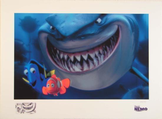 gicler de trouver Nemo
