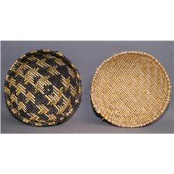2 HOPI SIFTER BASKETS