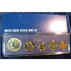 1. 1967 U.S. Special Mint Set. Original as issued.