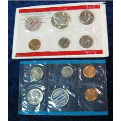 3. 1970 U.S. Mint Set. Original as issued.