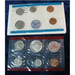 4. 1969 U.S. Mint Set. Original as issued.