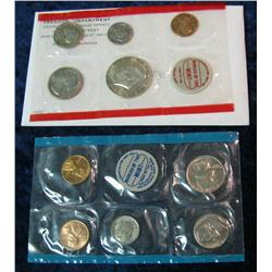 5. 1970 Small Date U.S. Mint Set. Original as issued.