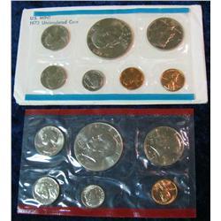 6. 1973 U.S. Mint Set. Original as issued.