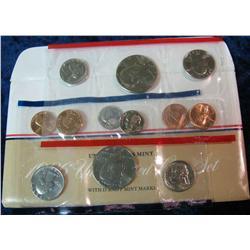 11. 1986 U.S. Mint Set. Original as issued.