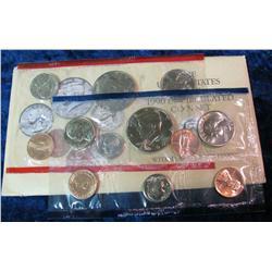 14. 1990 U.S. Mint Set. Original as issued.