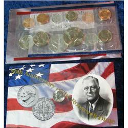 19. 1996 U.S. Mint Set. Original as issued.