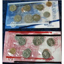 20. 1999 U.S. Mint Set. Original as issued.