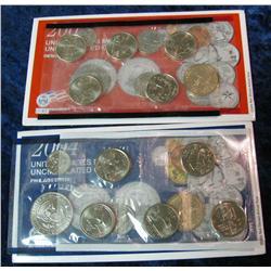 23. 2004 U.S. Mint Set. Original as issued.