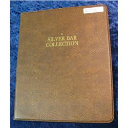 """30. Used Coinmaster """"Silver Bar Collection"""" Album. Empty."""