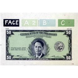 Philippines - Central Bank of the Philippines, 1949 Issue Essay Banknote by SBNC.