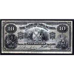 Canada - Bank of Nova Scotia, 1924 Issue Banknote.