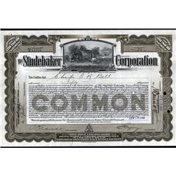 New Jersey - Studebaker Corporation