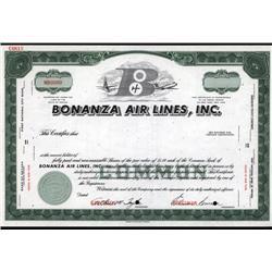 Nevada - Bonanza Air Lines, Inc.