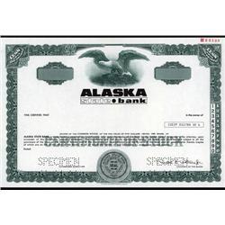 Alaska - Alaska State Bank