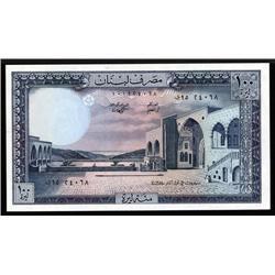 Lebanon - Banque Du Liban, 1883-85 Issue.