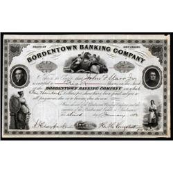 New Jersey - Bordentown Banking Company