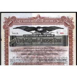 New York - New York Bond and Mortgage Trust.
