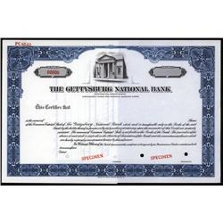Pennsylvania - Gettysburg National Bank.